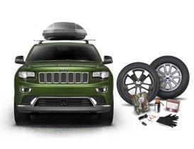 Oryginalne  akcesoria Jeep i Mopar