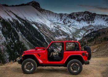Nowy Jeep Wrangler debiutuje w Los Angeles