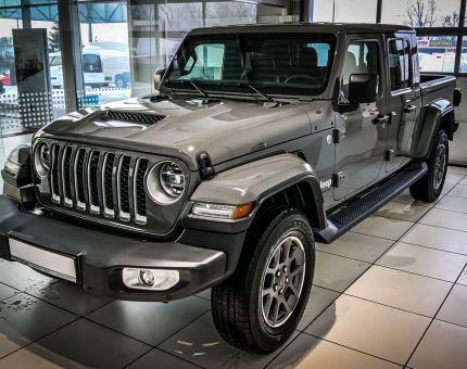Cena Jeep Gladiator Overland V6 3,0