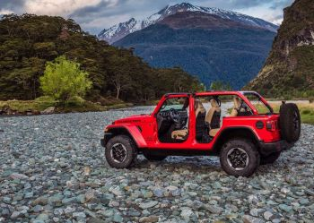 Jeep Wrangler - klasyczna terenówka